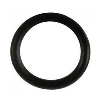 Black Rubber Cock Ring - Medium
