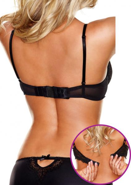 Find product information, ratings and reviews for Fashion Forms Women's 2 Hook Bra Extender - 3 Pack online on s2w6s5q3to.gq make sure the bras you want to extend have hooks that match these extenders - for the 1 bra i've tried so far, i had to scrunch the extender a bit to make the hooks .
