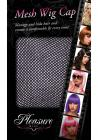 Black Mesh Wig Cap Sex Toy Product