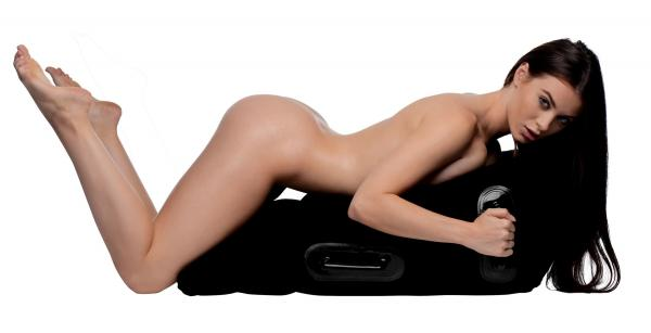Mount me inflatable sex position pillow