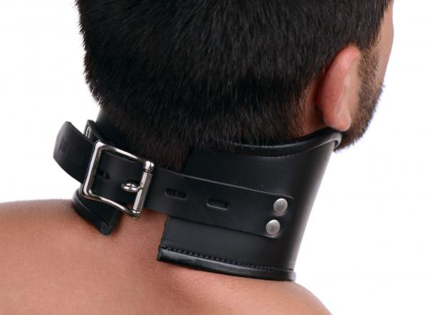 Phrase, bondage posture collars lockable assured